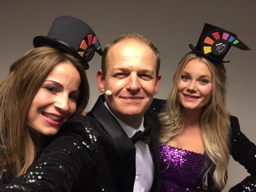 Holland Casino 40 jaar Justin