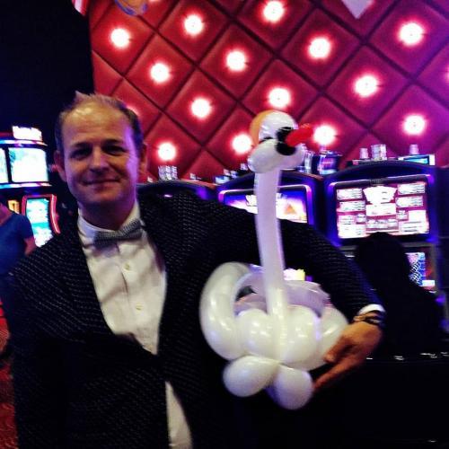 Holland Casino Justin